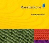 Benutzerhandbuch - Rosetta Stone