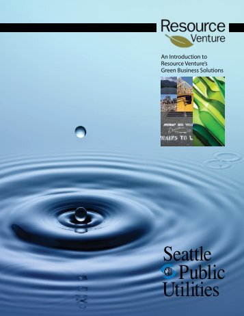 2007 Annual Report - Resource Venture