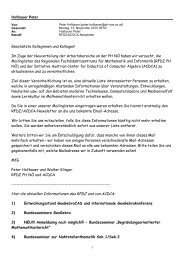 RFDZ/ACDCA-Newsletter #1 - Regionales Fachdidaktikzentrum ...
