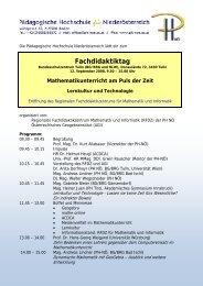 Folder - Regionales Fachdidaktikzentrum MAthematik und Informatik ...