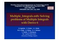 Multiple_Integrals.mth: Solving problems of Multiple Integrals with ...