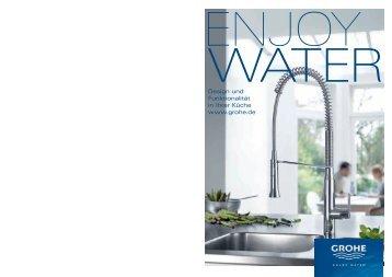 Design und Funktionalität in Ihrer Küche www ... - ASK Aqua Cucina