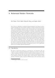 6 Relational Markov Networks