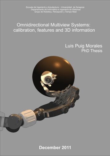 Omnidirectional multi-view systems: calibration, features and 3D ...