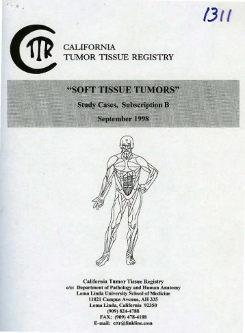 soft tissue tumor pathology - Rosai's Collection of Surgical ...