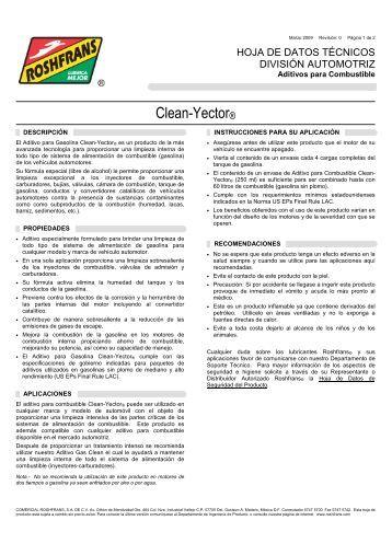 01 HDT CLEAN-YECTOR - Roshfrans