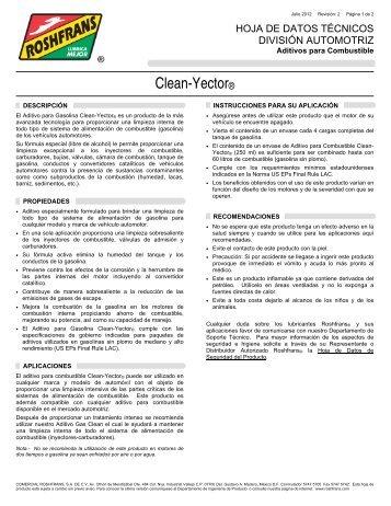 01 HDT CLEAN-YECTOR R2 - Roshfrans