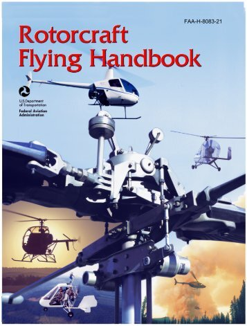 Rotorcraft Flying Handbook - FAA-H-8083-21