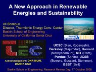 Ali Shakouri's Presentation - Research Review Day - University of ...