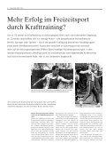 Seit nunmehr 40 Jahren beschäftigt sich Kieser Training - Seite 4