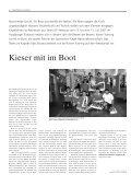 Seit nunmehr 40 Jahren beschäftigt sich Kieser Training - Seite 6