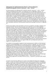 Stellungnahme der Arbeitnehmerkammer Bremen zur ...
