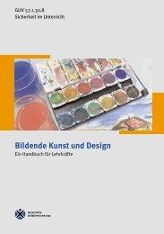GUV 57.1.30.8 - Bildende Kunst und Design