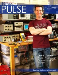 Web PULSE - EEWeb