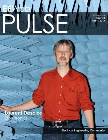 Interview with Laurent Desclos - EEWeb