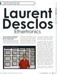 Interview with Laurent Desclos - EEWeb - Page 4