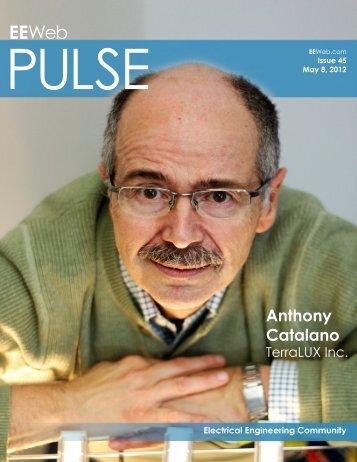 Anthony Catalano - EEWeb