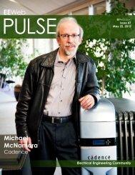 Interview with Michael McNamara - Vice President and ... - EEWeb