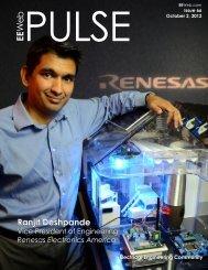 Renesas Electronics America - EEWeb