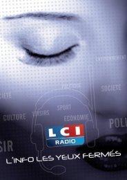 MFdossier de presse lci radio.indd - TF1