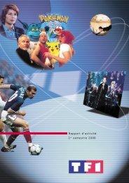 1er semestre 2000 - TF1