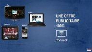 une offre publicitaire 100% - TF1