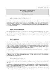 Date de dépôt : 09/07/2012 RÈGLEMENT DU JEU ... - TF1