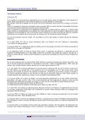 Rapport de gestion - TF1 - Page 5