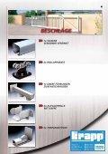 antriebssysteme für schiebetore in eleganter aluminium-säule - Seite 2