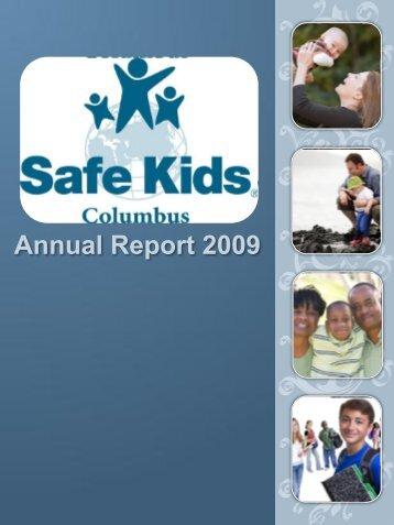 Annual Report 2009 - Safe Kids Columbus