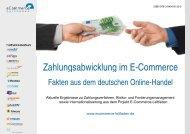 Zahlungsabwicklung im E-Commerce – Fakten aus dem ... - Saferpay