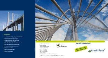 creditPass - Saferpay