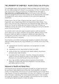 SAF-Code of Prac-Inners 20pp - Safety.dept.shef.ac.uk - University ... - Page 4