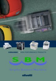 CATALOGUE   HIGH PERFORMANCE PRODUCTS - Mercado-ideal