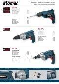 ELEKTROWERKZEUGE POWER TOOLS - Page 6