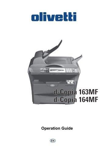 1 - Olivetti UK