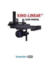KINO-LINEAR™ - Schneider Optics