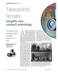 Telecentric lenses - Schneider Optics