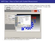 MTF Star - How to Start with Guided Measurement - Schneider Optics