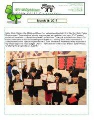 Grass Valley News-March 18, 2011 - Camas School District