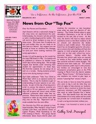foxt-tales-april-2012 - Camas School District