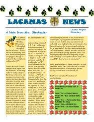 December 2012 - Camas School District