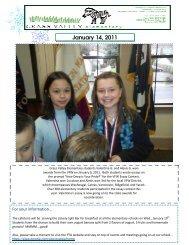 Grass Valley News-January 14, 2011 - Camas School District