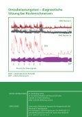 EMG-Biofeedback bei Rückenschmerzen und ... - schwa-medico - Seite 4