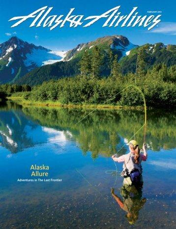 Alaska Allure - Sustainable Cities Initiative - University of Oregon