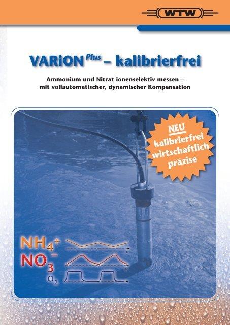 VARiON Plus – kalibrierfrei