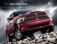 RAM 1500/2500/3500 - Redlands Chrysler Jeep Dodge Ram