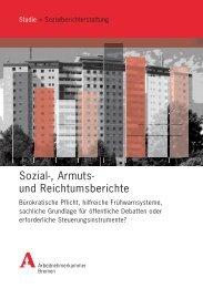 Sozial-, Armuts- und Reichtumsberichte - bei der ...