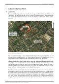 """Quartierplanung """"Langmatten II"""" - Gemeinde Allschwil - Seite 3"""