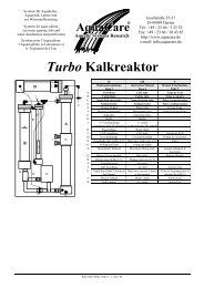 Turbo Kalkreaktor